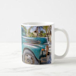 Mug Vieux camion au Mexique