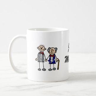 Mug Vieux couples gais