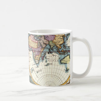 Mug Vieux dessin antique vintage d'illustration de