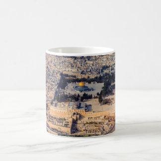 Mug Vieux dôme de Jérusalem de ville de l'Esplanade