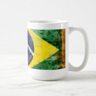 Mug Vieux drapeau du Brésil