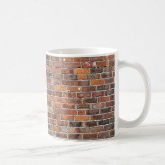 Mug Vieux mur de briques personnalisable