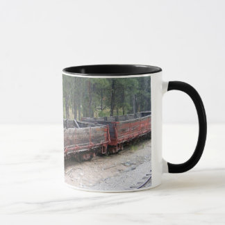 Mug Vieux trains