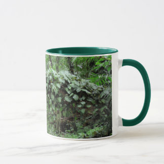 Mug Vignes hawaïennes de jungle