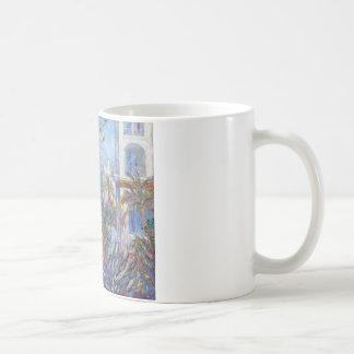 Mug Villas chez Bordighera par Claude Monet
