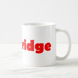 Mug Ville de Cambridge de l'Angleterre