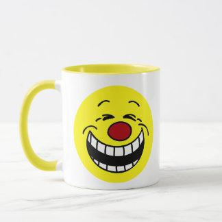 Mug Visage souriant autoritaire Grumpey