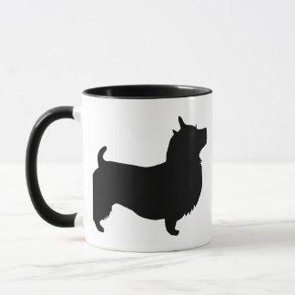 Mug Vitesse de Terrier australien