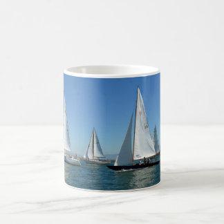Mug Voiliers dans le port