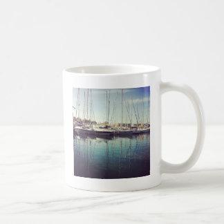 Mug Voiliers dans l'eau