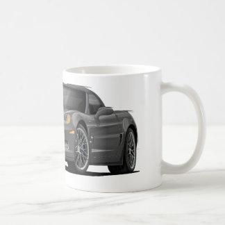 Mug Voiture de gris de Corvette ZR1