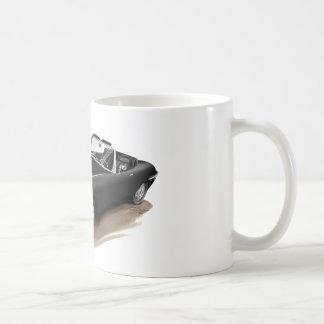 Mug Voiture noire de Jaguar XKE
