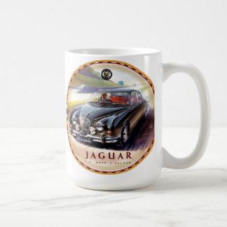 Mug Voitures de salle de la marque 2 de Jaguar