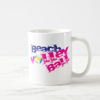 Mug Volleyball de plage