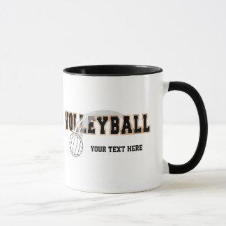 Mug Volleyball (personnalisable)