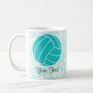 Mug Volleyball turquoise