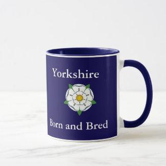 Mug Votre ville de Yorkshire - soutenue et a multiplié