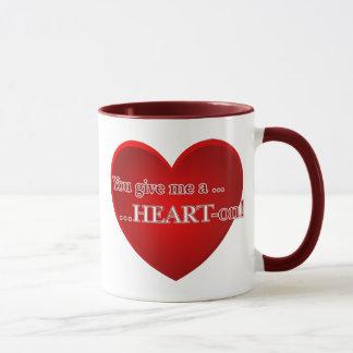 Mug Vous me donnez a Coeur-Sur