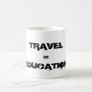 Mug Voyage = éducation