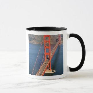 Mug Vue aérienne de golden gate bridge dans