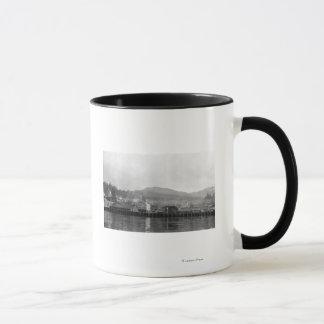 Mug Vue de bord de mer de Ketchikan, Alaska