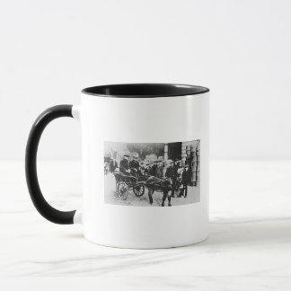 Mug Vue de jardin de Covent Market, 1900