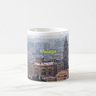 Mug Vue de la cathédrale de Malaga