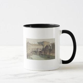 Mug Vue de petit Chatelet et du petit Pont