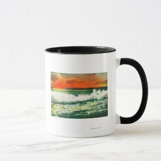 Mug Vue de Point Loma chez SunsetCoronado, CA