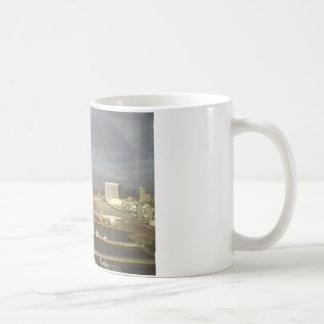 Mug Vue d'île de Coronado de baie