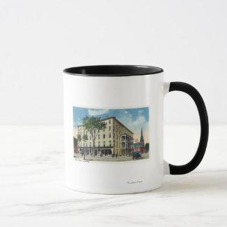 Mug Vue extérieure de De Witt Hotel