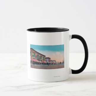 Mug Vue orientale de Hewitt AvenueEverett, WA