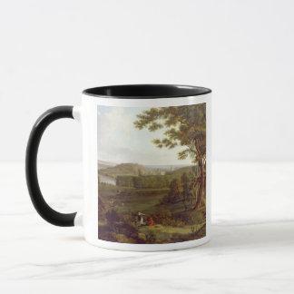 Mug Vue T31507 de au nord-ouest du château Howard,