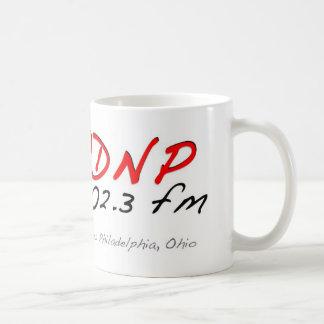 Mug WDNP 102,3 radio de Douvres/de nouvelle