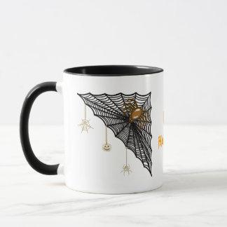 Mug Web de Halloween