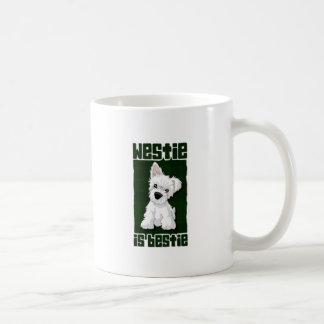 Mug Westie est Bestie