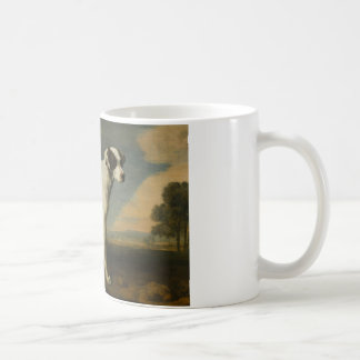 Mug White Dog de vicomte Gormanston's par George