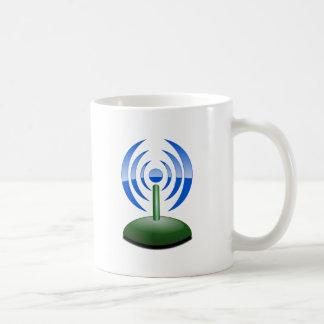Mug Wifi Logo