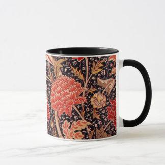 "Mug William Morris ""Cray"" floral"