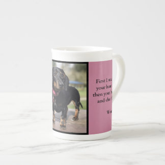 Mug Winnie le daschund