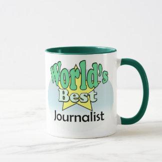 Mug World's meilleur le journaliste