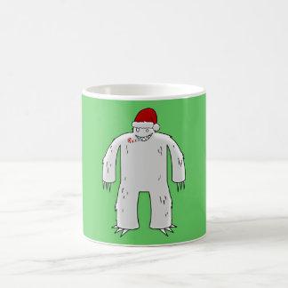 Mug Yeti Claus