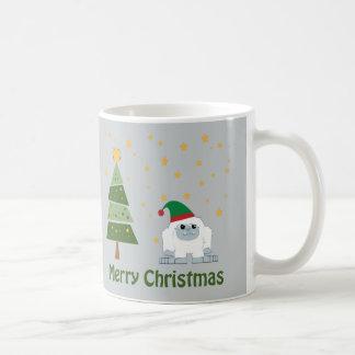 Mug Yeti de Joyeux Noël