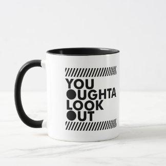 Mug YOLO avec prudence