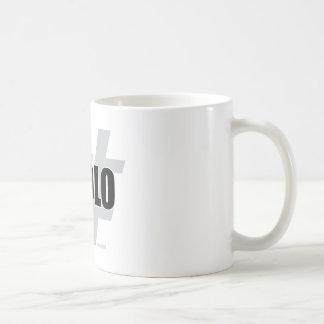 Mug YOLO Hashtag