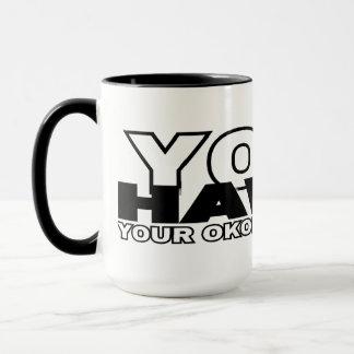 Mug Yolo Hawaï