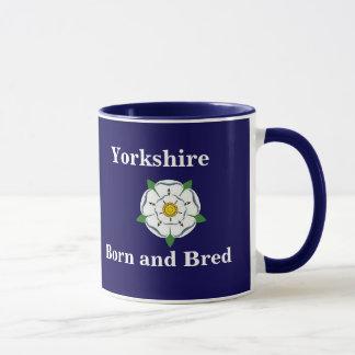 """Mug """"Yorkshire personnalisable soutenu et a multiplié"""""""