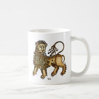 Mug Zodiaque : Lion, 1482