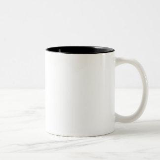 Mugs 2 couleurs personnalisés