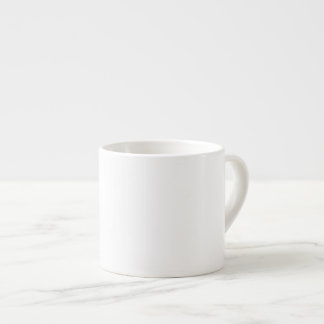 Mugs expresso personnalisés